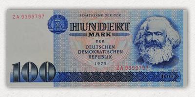 100 Mark der DDR