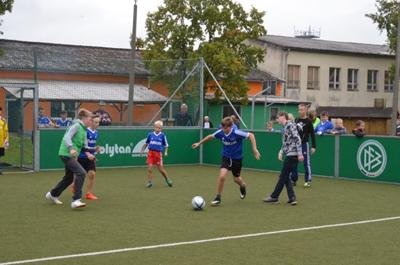Soccertournier in Klietz