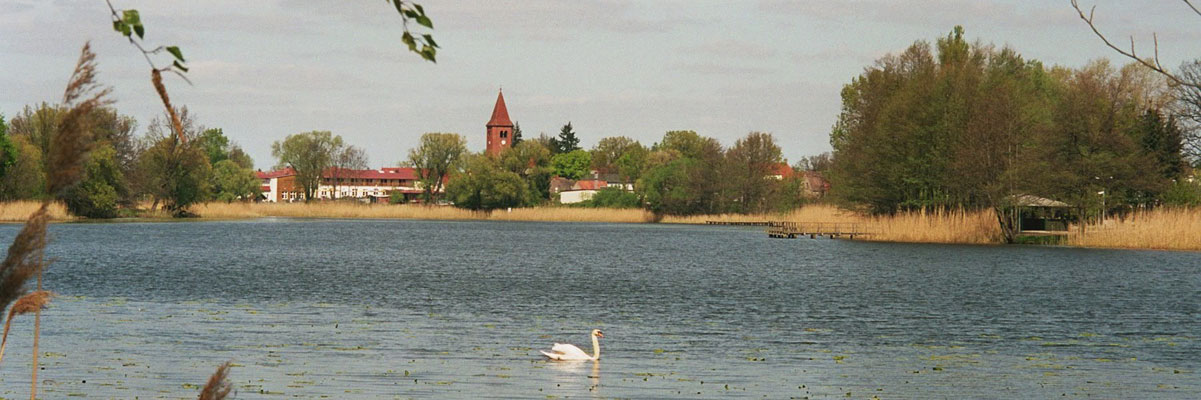 Klietz  am See Panorama