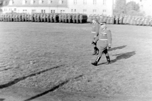 03 Meldung des Regimentskommandeurs