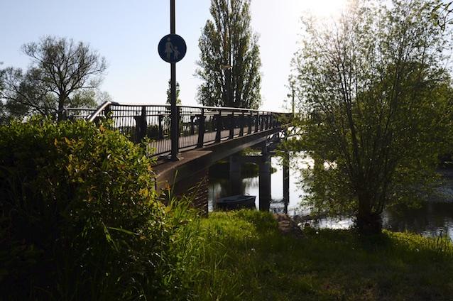 09 Havelberg Brücke zur Spülinsel
