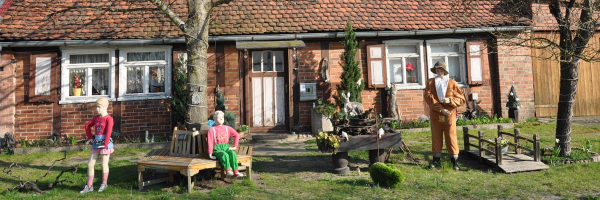 Ostern im Dorf